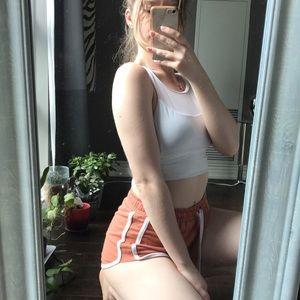 🍑 Peachy booty shorts